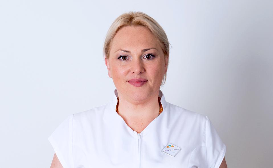 Oksana Suprun